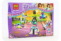 Конструктор «Friends» - Парк развлечений: Космическое путешествие, фото 1
