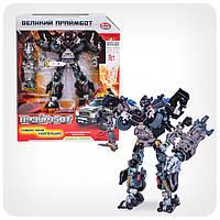 Трансформер-робот «Праймбот» (Джип), фото 1