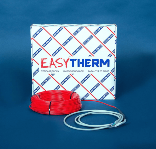 Нагревательные кабели серии ЕС EC105.0