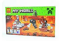 Конструктор «Minecraft» (My world) - Иссушитель, фото 1