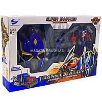 Трансформер-робот «Праймбот» - Оптимус Прайм (робот, оружие, маска), фото 1