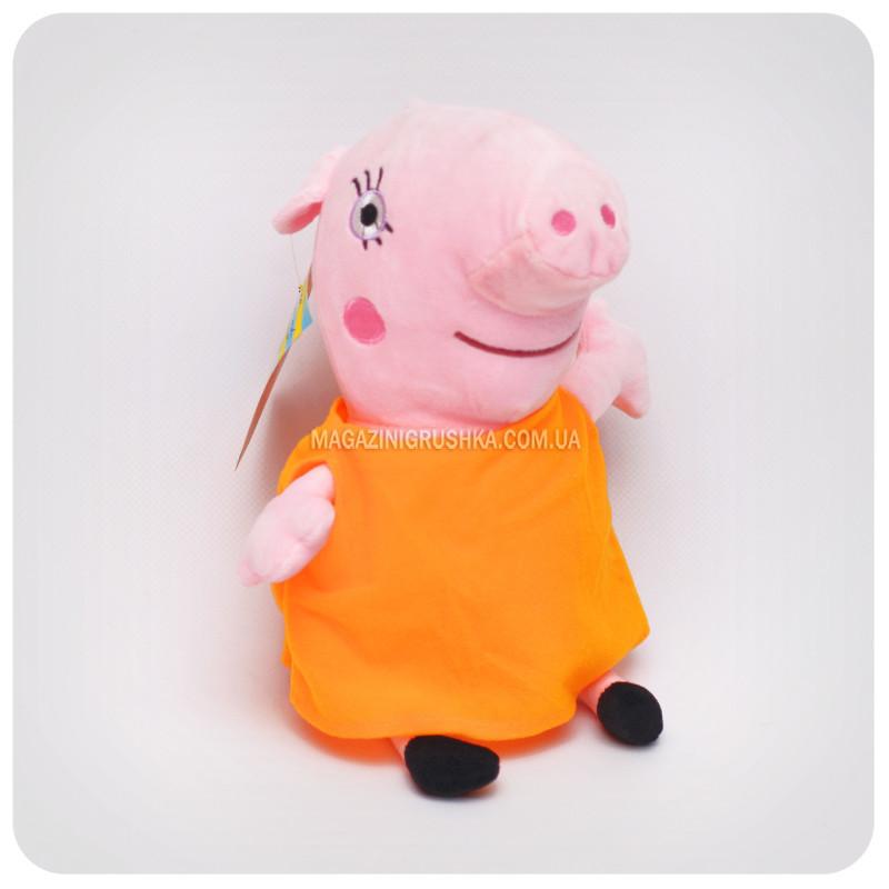 Мягкая игрушка «Свинка Пеппа» - Мама Свинка (30 см)