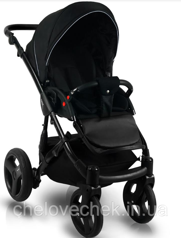Детская коляска универсальная 2 в 1 Bexa Fresh Light FL-3 (Бекса Фрэш Лайт, Польша)