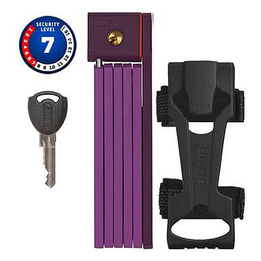 Велозамок ABUS 5700/80 uGrip Bordo ST Core Purple, фото 2