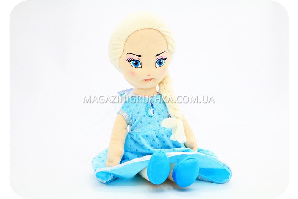 М'яка іграшка «Холодне серце» - Ельза
