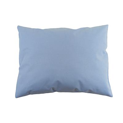 Наволочка, 45*35 см, (хлопок), (темно-голубой)