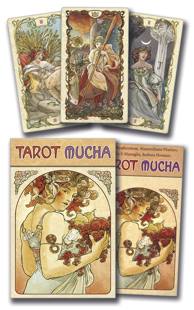 Tarot Mucha/ Таро Альфонса Мухи