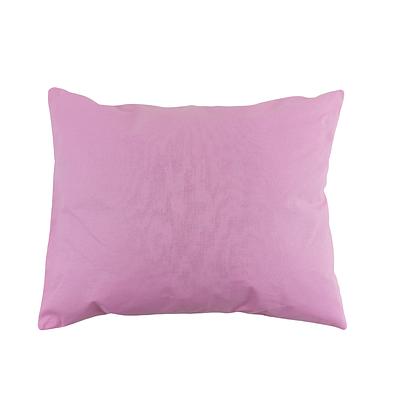 Наволочка, 45*35 см, (хлопок), (розовый)