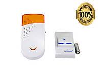 Звонок беспроводной дверной  LUCKARM Intelligent 8603 от сети 220 в