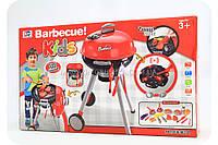 Набор игровой детский «Барбекю» (свет, звук, продукты) 008-901A