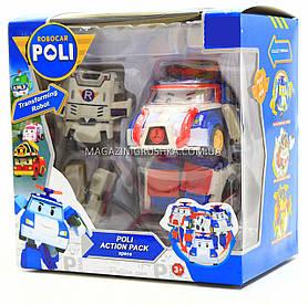 Трансформер Поли полицейский-астронавт