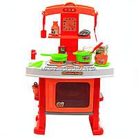 Набор детский «Кухня HappyChef» (свет, звук, посуда, продукты) 661-91, фото 2