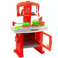 Набор детский «Кухня HappyChef» (свет, звук, посуда, продукты) 661-91, фото 3