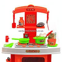 Набор детский «Кухня HappyChef» (свет, звук, посуда, продукты) 661-91, фото 4