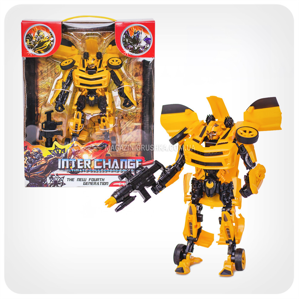 Трансформер-робот «Inter Change» - Бамбл Би