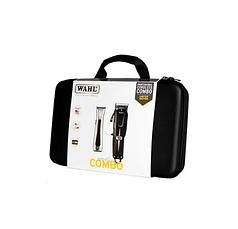 Набор машинок Wahl Cordless Combo: Super Taper Cordless Black + Beret ProLith в кейсе 08592-016H, фото 3