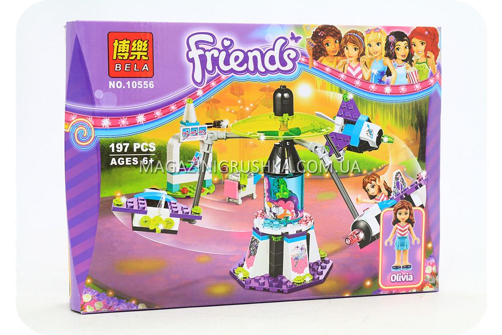 Конструктор «Friends» - Парк развлечений: Космическое путешествие
