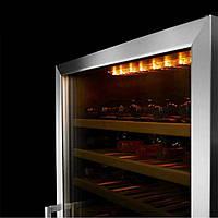 Обираємо шафу для вина, що забезпечить оптимальні умови для його зберігання