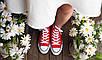 Кеды Converse Style All Star Красные высокие (43 р.) Тотальная распродажа, фото 9