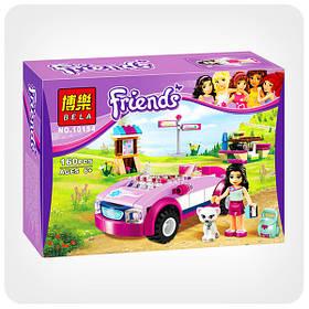 Конструктор «Friends» - Спортивный автомобиль Эммы