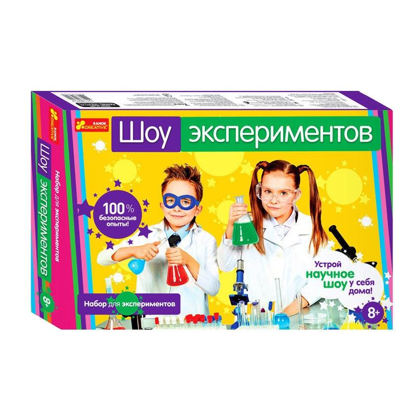 Набор для экспериментов «Шоу экспериментов» 12114022