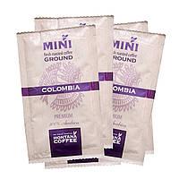 50 шт мини 8г кофе для гостиничного номера в подарок посетителю - Колумия от Монтана Кофе