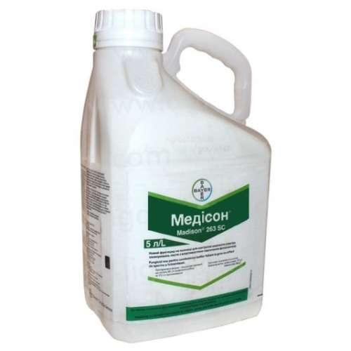 Фунгицид Медисон, протиоконазол 175 г / л, трифлоксистробин 88 г / л  5 л