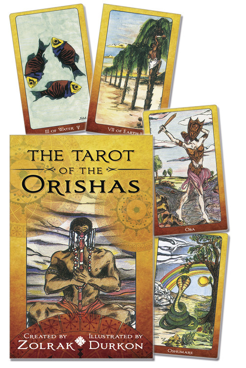 The Tarot of the Orishas/ Таро Ориша