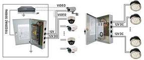 Адаптеры питания/перфорированные блоки питания/ IP67/ИБП 12V/ИБП 24V