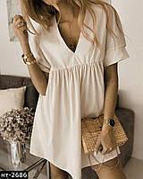 Женское очаровательное платье разлетайка, фото 1