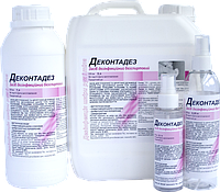 Фамідез® Деконтадез – неспиртовий антисептик на основі бігуаніду та ЧАС, 1 л
