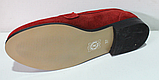 Туфли замшевые женские от производителя модель ЖК300, фото 4