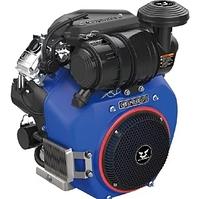 Двигатель бензиновый Zongshen GB 1000 FE (35 л. с., двухцилиндровый)