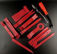 Профессиональный набор инструментов для снятия облицовки (обшивки) авто 13 в 1 (СО-13-2)