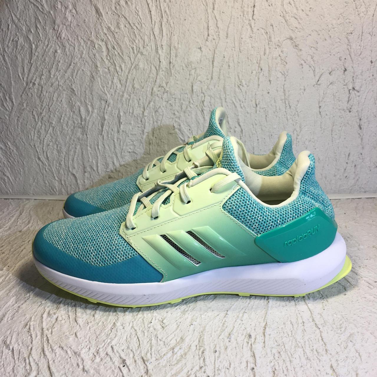 Кроссовки для бега adidas rapidarun k cq0149 36 2/3 размер