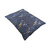Подушка, 45*35 см, (хлопок), (ловец снов на синем), фото 2