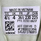 Кроссовки для бега adidas rapidarun k cq0149 36 2/3 размер, фото 5