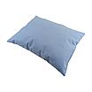 Подушка, 45*35 см, (бавовна), (темно-блакитний), фото 2