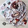 Шарфик женский турецкий хлопковый 108001, фото 2