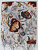 Шарфик женский турецкий хлопковый 108001, фото 3