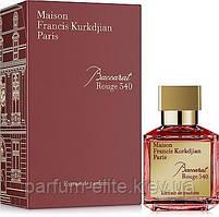 Женские духи Maison Francis Kurkdjian Baccarat Rouge 540 Extrait de parfum 70ml