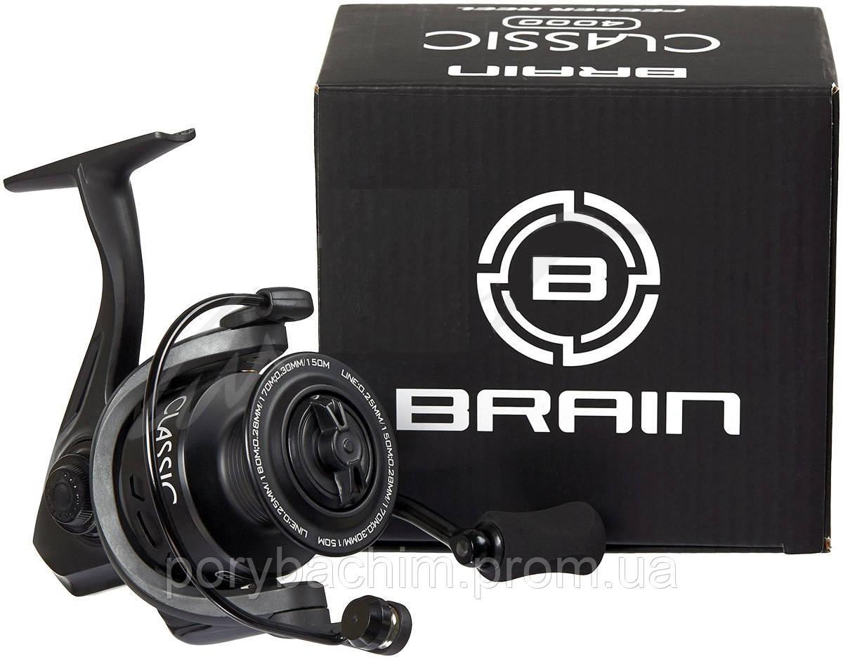 Катушка Brain Classic 4000 4+1BB 5.0:1
