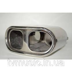 Насадка на глушитель Vitol НГ-0027 BMW
