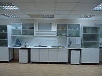 Стол для кабинета химии и лабораторий