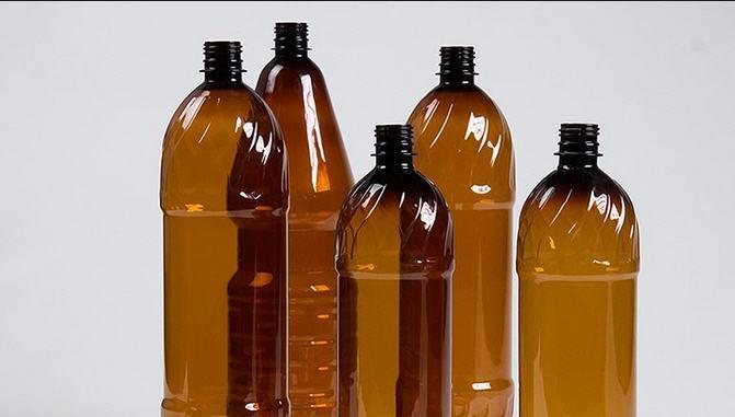 Бутылка темная 0,5 л. 200шт/упаковка Цена за 1 ед .