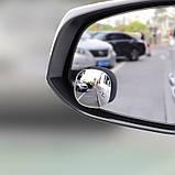 Дополнительное автомобильное зеркало Hoco PH18, фото 2