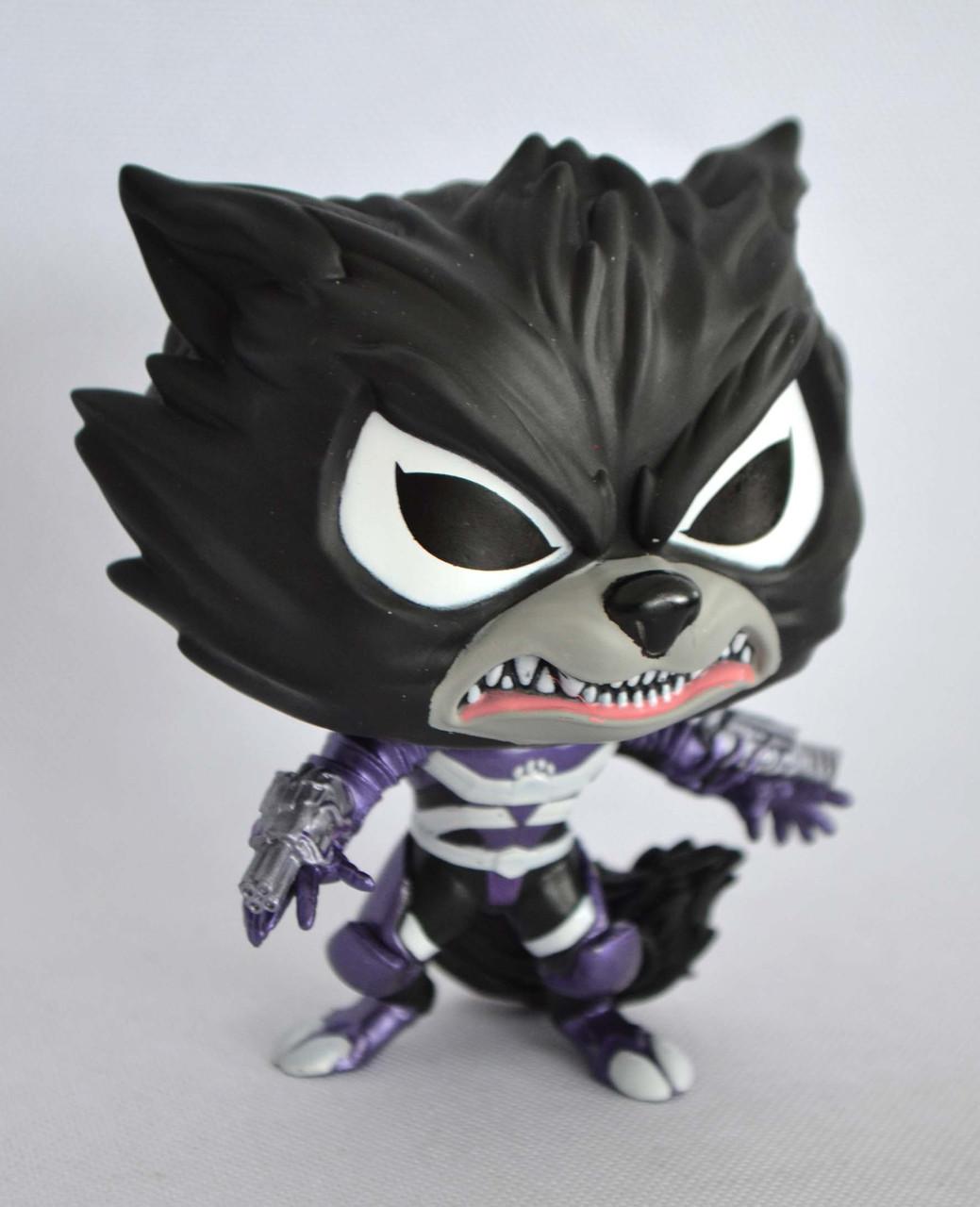 """Колекційна фігурка FUNKO POP! """"Marvel"""" Raccoon Rocket"""