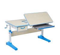 Парта-стол трансформер для школьника Cubby Imparare Blue