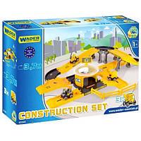 """Игровой набор """"Стройка"""" Kid Cars 3D Wader Конструктор"""