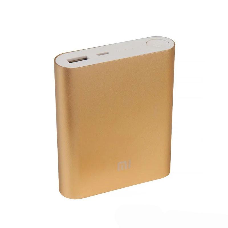 Зовнішній акумулятор Xiaomi Mi Power Bank 10400 mAh   Репліка